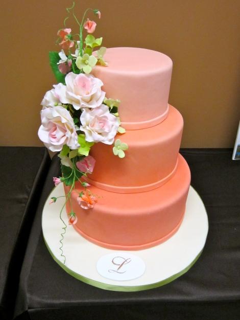 Final Wedding Cake