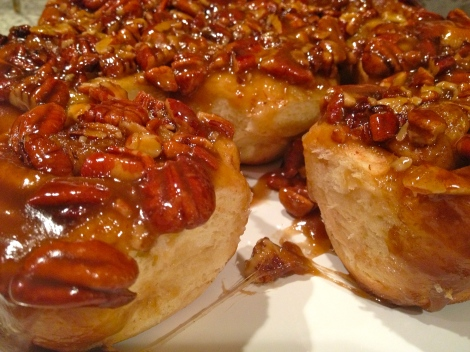 Sinful Sticky Buns
