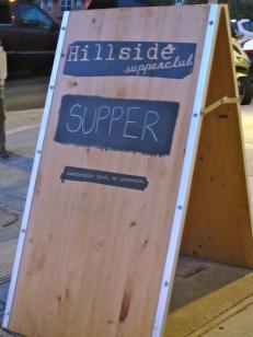 Hillside Supper Club