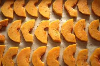 Simple Sides: Roasted Butternut Squash with Brown Butter & Sage