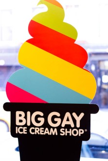 Big Apple Eats: Big Gay Ice Cream Shop